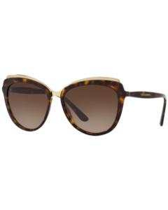 Okulary przeciwsłoneczne Dolce&Gabbana 4304 502/13 57