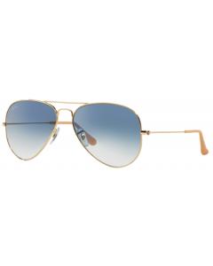 Okulary przeciwsłoneczne Ray-Ban® 3025 001/3F 62 Aviator