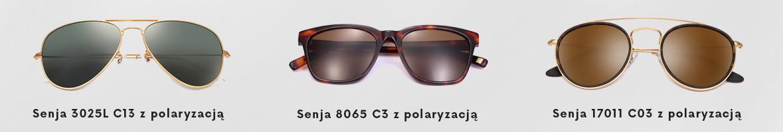 okulary z polaryzacją marki Senja